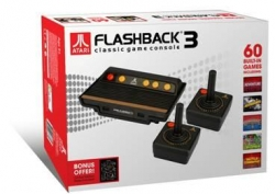 AtGames to Launch the Atari Flashback 3 Retro Gaming Console with 60 Built-in Games Recreating the Original Atari 2600 Retro Gaming Experience