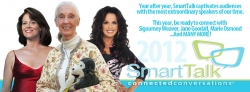 SmartTalk ConnectedConversations™ Connects Women with Celebrities in a New Fashion; Celebrities, Businesses, Charities and Women – What More Could You Ask for!