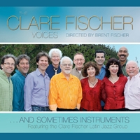 Grammy-Winner Clare Fischer Releases Albums 50 and 51