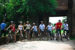 Vietnam First Luxury Tour Operator Unveils Amazing Biking Tour in the Red River Delta