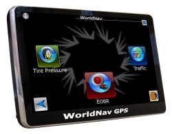 TeleType Releases First Truck GPS to Support Touch Screen Tire Pressure Monitoring