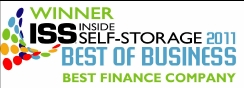 The BSC Group Named 2011 Best of Business, Finance, by Readers of Inside Self-Storage Magazine