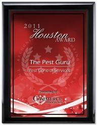 The Pest Guru Receives 2011 Houston Award