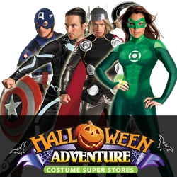 Halloween Adventure Announces the Top Sellers for This Halloween Season