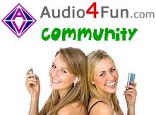 Audio4fun.com's Community Becomes Popular Through Diversity of Contents