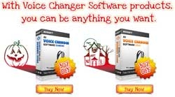 Make It a Fun Halloween with Voice Changer Software Products