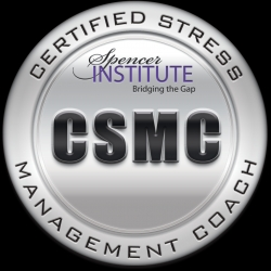 The Spencer Institute's Online Stress Management Coach Certification Teaches Stress Reduction Business and Coaching Skills