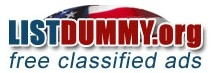 Listdummy.org, the Classified Ad Site with the Funny Name, Incorporates Videos in Classified Ads