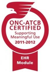 VersaSuite's Electronic Health Record Receives ONC-ATCB 2011/2012 Certification
