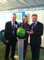 Intuitive Business Intelligence Wins Prestigious Green Apple Gold Award 2011