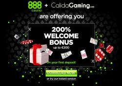 Calida Gaming & 888 Casino Join to Offer Exclusive Deals