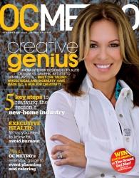 Kelli Ellis Named Top Interior Designer in Orange County by OC Metro Magazine