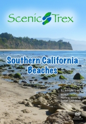 Scenic Trex Releases Southern California Beaches DVD