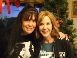 Hollywood Actress Linda Blair & Helen Darras Seek Charitable Donations for Linda Blair WorldHeart Foundation