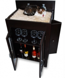 Introducing the Patent-Pending Cat Convertible Cabinet, Spoil Your Cat | Not Your Style