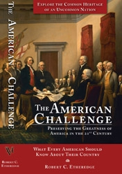 Miravista Press Challenges Every American to Pass the U.S. Citizenship Test with the Release of Their New Book, the American Challenge