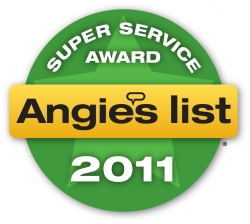 Shannon's Pet-Sitting Earns Coveted Angie's List Super Service Award
