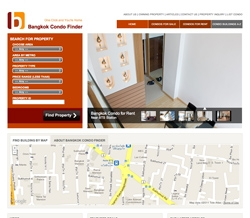 Bangkok Condo Finder Introduces a Virtual Tour Property Website