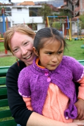 Seattle Woman Founds First Non-Profit School for Special Students in Cusco, Peru