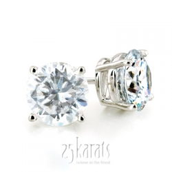 25karats.com Launches New Diamond Stud Earrings Collection