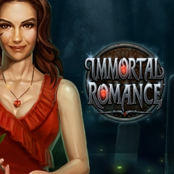 Immortal Romance Arrives at Red Flush Online Casino