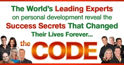 """""""The Code"""" eBook Offers Expert Secrets to Lifelong Personal Success in Any Industry, Any Project, Any Goal"""