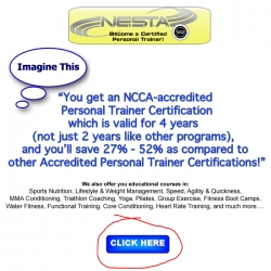 NESTA Expands Personal Trainer Education & Certification Workshops to Supplement Online Personal Training Certification