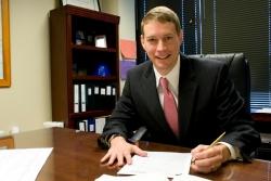 Higgins, Hopkins, McLain & Roswell Promotes Derek J. Lindenschmidt to Partner