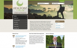 View Point Health Serves Communities Online Thanks to New Website from Third Wave Digital