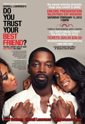 Derrell Lawrence's Do You Trust Your Best Friend? Stage Play - You Will Never Look at Your Best Friend the Same Again