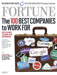 Balfour Beatty Construction Named One of FORTUNE's Best Employers for 2012