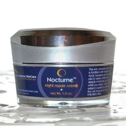 Mango Madness Skin Care Introduces Nocturne Night Repair Creme