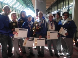 Monroe Culinary Shines at Lincoln Tech Culinary Competition