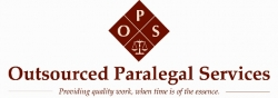 Outsourced Paralegal Services LLC Further Expands, Providing Bankruptcy Paralegal Services in Eleven States