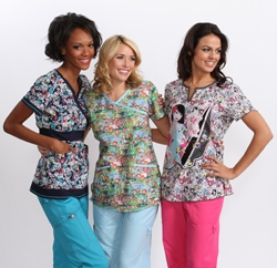 tokidoki and koi Collaborate on New Designer Scrubs Collection for Summer 2012