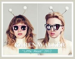Karen Walker Sunglasses 2012 at Eyegoodies.com