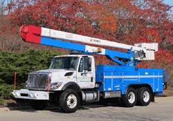 Consumers Energy of Michigan Takes Delivery of Utility Truck Featuring New Odyne Advanced Plug-in Hybrid System