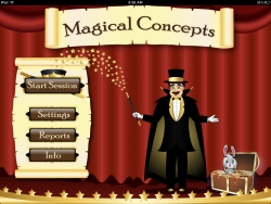 Magical Concepts - A New iPhone and iPad App for Speech-Language Pathologists and Parents