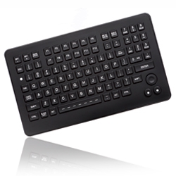 Rugged Keyboard for Military Applications Features USB Hub