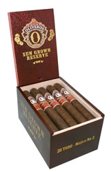 Boutique Blends Cigars Introduces Oliveros Sun Grown Reserve (SGR)