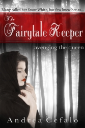 Meet Author of The Fairytale Keeper Series Andrea Cefalo