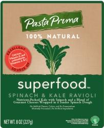 Pasta Prima Announces the First Super Food in Pasta
