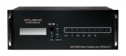 The New Atlona's HDBaseT 8x8 AT-PRO2HD88M and 16x16 AT-PRO2HD1616M HDMI Matrix Switchers Are Now Available from BZB Express