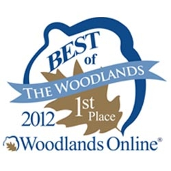 Amazing Spaces® Storage Centers Named Best of The Woodlands in Self Storage Category for the Third Year in a Row