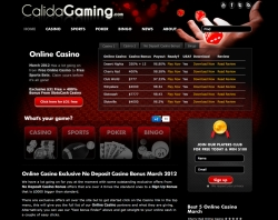 Calida Gaming Add Even More Player Value with Exclusive Online Casino Offers