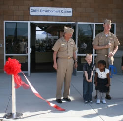 Balfour Beatty Construction Completes $12 Million in Child Development Centers for U.S. Navy
