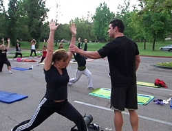Celebrity Fitness Expert and Boot Camp Instructor, as Seen on Bravo's Real Housewives of Orange County Gives Top Eight Secrets for Fitness & Weight Loss This Spring Celeb