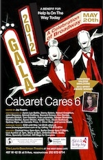 Cabaret Cares/Help Is On The Way Today Announces Annual Gala, May 20/Laurie Beechman Theater, NYC. Christine Pedi (Newsical the Musical, S**t Liza Minelli Says) Performs