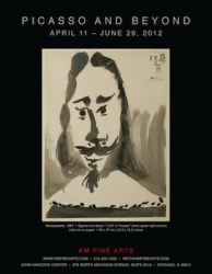 KM Fine Arts Presents Picasso and Beyond