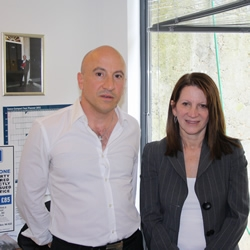 Home Office Minister Lynne Featherstone Visits FlashPark